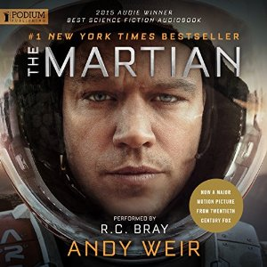 Audiobook Cover: The Martian