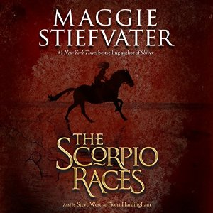 Audiobook Cover: The Scorpio Races
