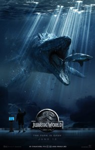 Movie Poster: Jurassic World