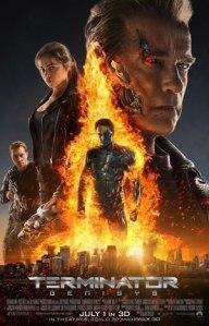 Movie Poster: Terminator Genisys