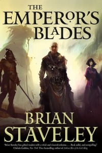 Book Cover: The Emperor's Blades
