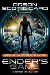 Book Cover: Ender's Game
