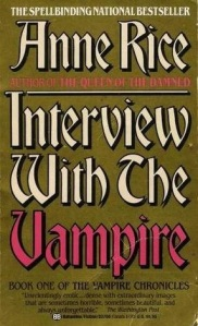 Book Cover: Interview With The Vampire