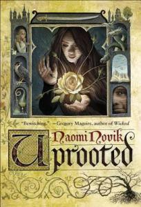 Book Cover: Uprooted