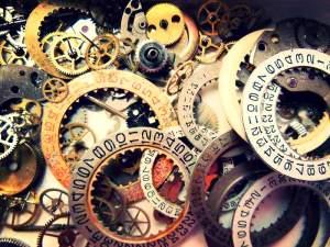 Clock Cogs
