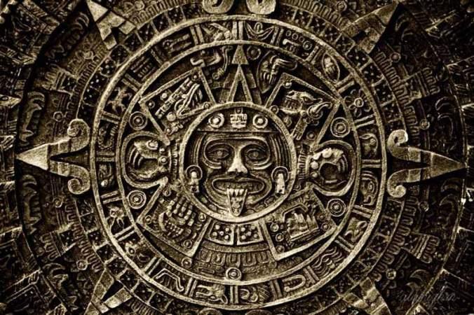 Image: Mayan Calendar