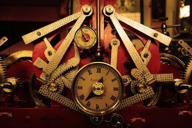 Image: Steampunk Clock