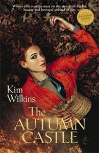 Book Cover: The Autumn Castle