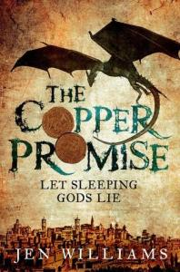 Book Cover: The Copper Promise
