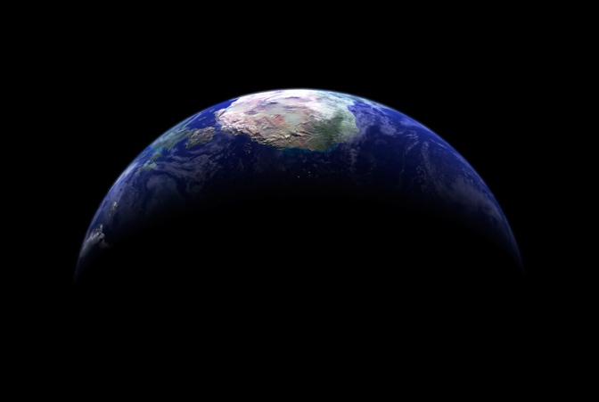 Image: Planet Earth