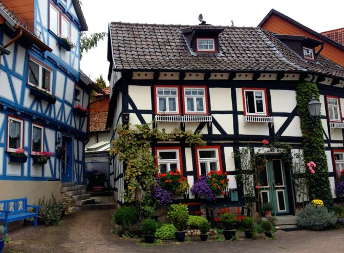 Image: German Houses