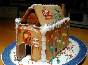 Image: Gingerbread House