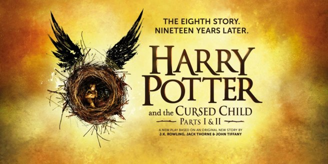 Poster: Harry Potter and the Cursed Child