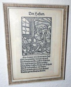 Image: Der Hafner (The Potter)