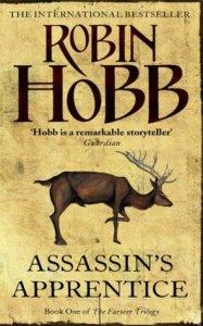 Book Cover: Assassin's Apprentice