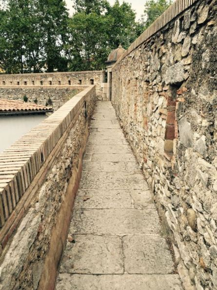Image: Bend in the City Wall