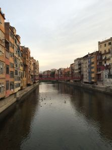 Image: The Onyar River, Girona
