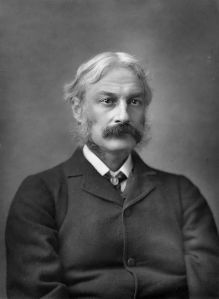 Image: Portait of Andrew Lang