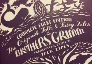 The Original Folk and Fairy Tales of the Brothers Grimm Illustrated Cover