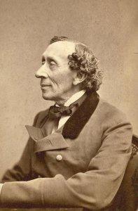Image: Hans Christian Andersen Portrait