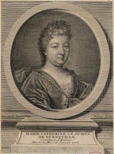 Image: Madame d'Aulnoy Portrait