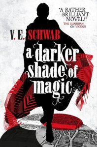 Book Cover: A Darker Shade of Magic