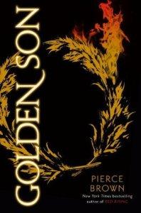 Book Cover: Golden Son
