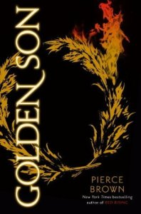 Book Cover: Golden Son