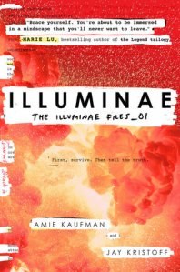 Book Cover: Illuminae