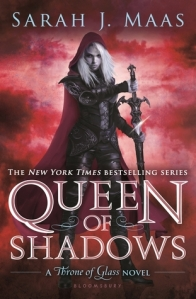 Book Cover: Queen of Shadows