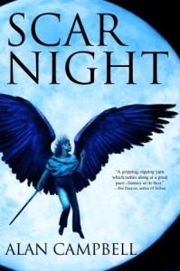 Book Cover: Scar Night