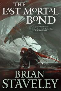 Book Cover: The Last Mortal Bond