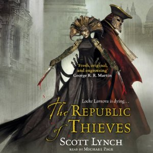 Audiobook Cover: The Republic of Thieves