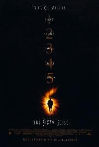 Movie Poster: The Sixth Sense