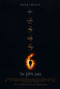 Movie Poster: The Sixth Sense