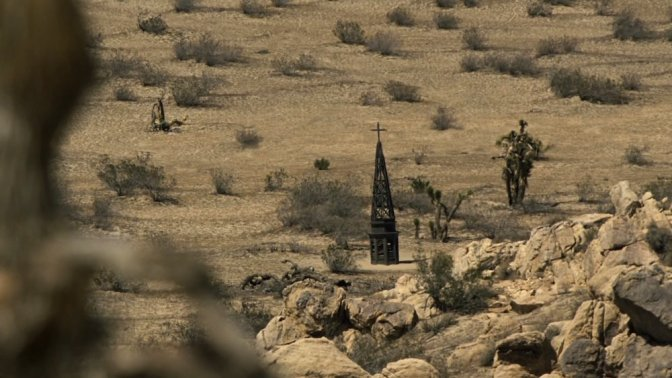 Image: Church Tower from HBO series Westworld