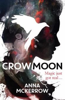 Book Cover: Crow Moon