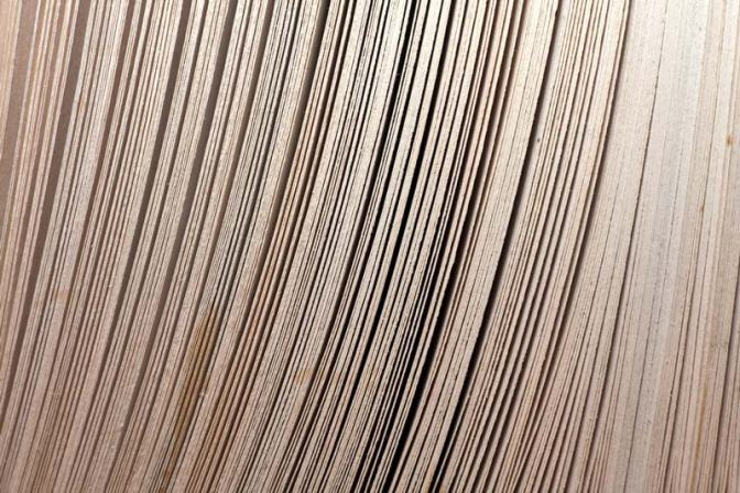 Image: Edges of the Pages of a Thick Book