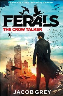 Book Cover: The Crow Talker