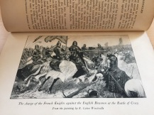 Image: Harvard Classics Book Photograph Battle of Grey