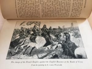 Image: Harvard Classics Book Photograph Battle of Grey