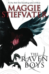 Book Cover: The Raven Boys