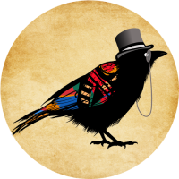 Image: Thoughts on Fantasy Crow Icon