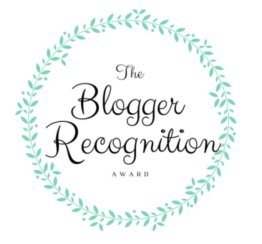 Bildergebnis für blogger recognition award