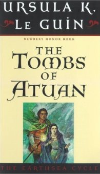 Book Cover: The Tombs of Atuan