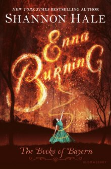 Book Cover: Enna Burning