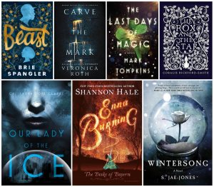Image: Mosaic of Book Covers - Favourite Features