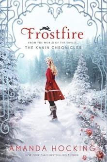 Book Cover: Frostfire