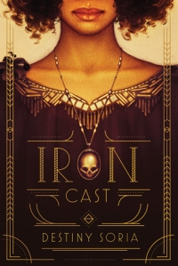 Book Cover: Iron Cast