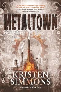Book Cover: Metaltown